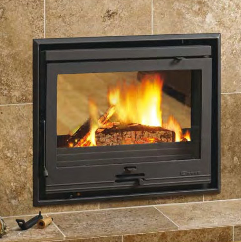Dovre 2510 Double Sided Inset Stove