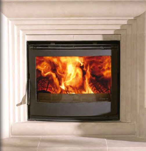 Dovre 2520 Inset Stove
