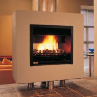 Jetmaster Double Sided Firebox