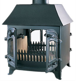 Villager Double Sided Stoves