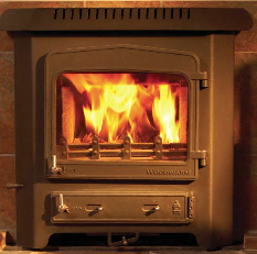 Woodwarm Fireview Inset 6.5kw