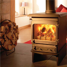 Woodwarm Double Sided Stoves